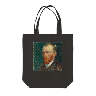 Gogh Tote bags
