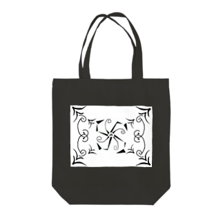 Floral Neo ネリネ Tote bags