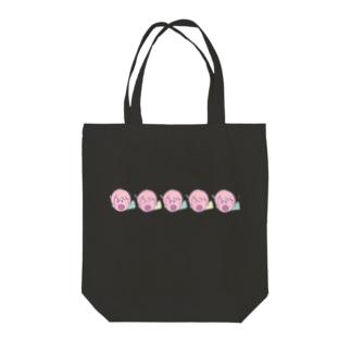 いねむりトートバック Tote bags