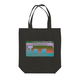 なつかしのVHS Tote bags