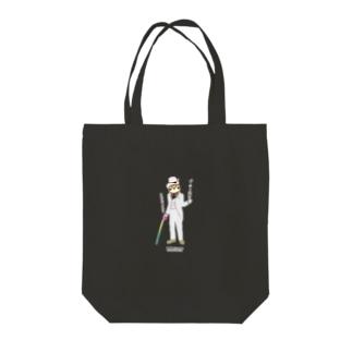 パーティだいきち(特別企画) Tote bags
