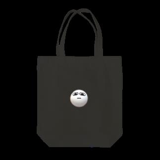 驚く!バカふせんの人面球体 Tote bags