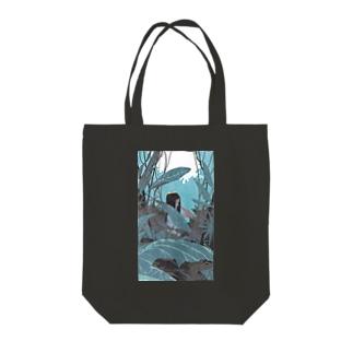 Private Kingdom Tote bags
