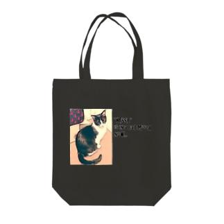 badmood Tote bags