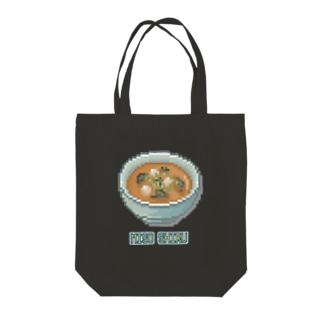 ミソシル_2 Tote bags