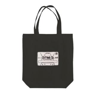 メタルポジション Tote bags