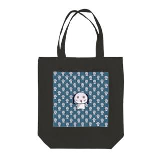 うさみん〜番長と仲間たち〜 Tote bags