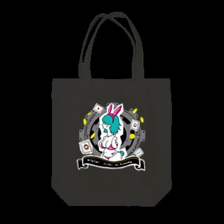 造形のおうさま公式のおうさまバニーガール Tote bags