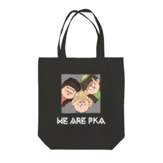 Popp!ng STORE (by PKA)のPKA Popp!ng TOOT BAG Tote bags