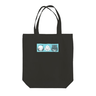 CAST A ぺこり Tote bags