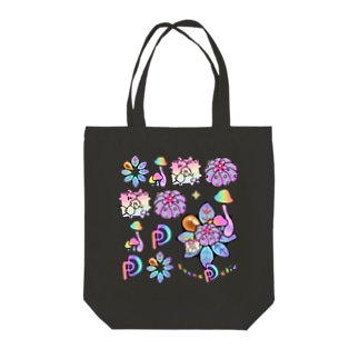 PsycheDelic Tote bags