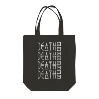 DEATH© / TOTE bag Tote bags
