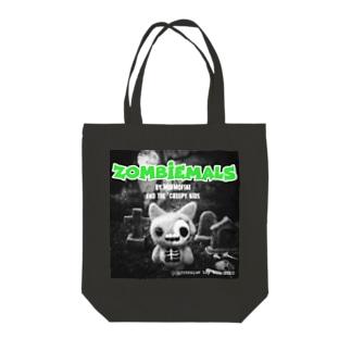 ゾンビマルズ01 Tote bags