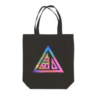 喰印 参ノ喰・鏡 Tote bags