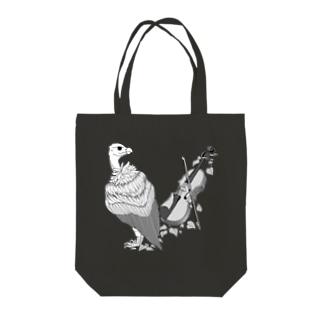 協文字 「V」 Tote bags