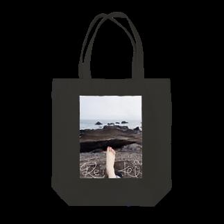reiko_kimuraの×Reik0→1×一歩 Tote bags