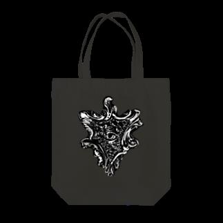 HORIKIRIのShi ten Tote bags