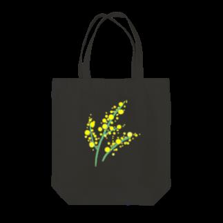 ⭐の黄色いはな Tote bags
