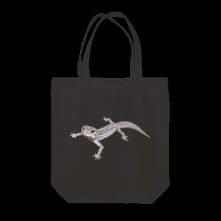 N-Reptilesのスーパーマックスノー Tote bags