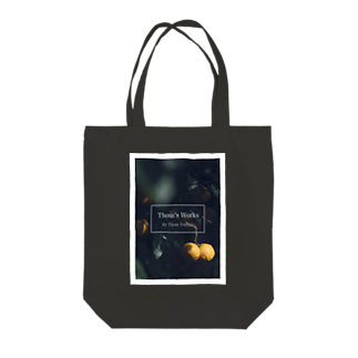 Thom's Kitchenの実のなる木 Tote bags
