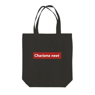 Charisma neet(Sup風) Tote bags