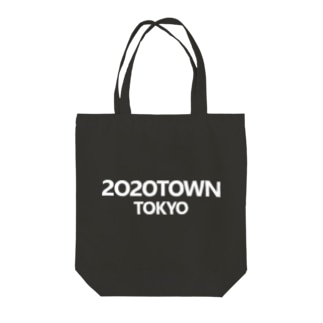 2020TOWN TOKYO Tote bags