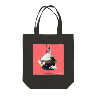 Space Traveler Tote bags