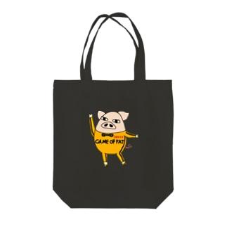 INOCO 『脂肪遊戯』 Tote bags
