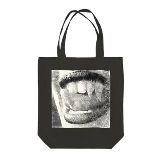 味覚 Tote bags