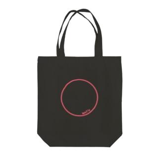 まる Tote bags