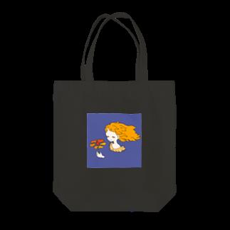 梢の疲れる配色 Tote bags