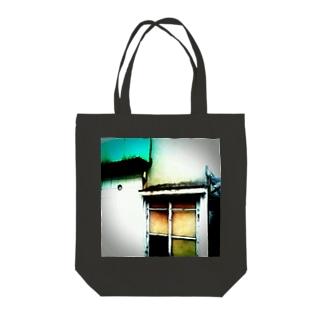 窓。 Tote bags