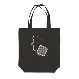 ノドボドゲ Tote bags