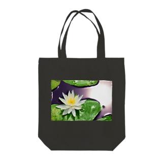 睡蓮 Tote Bag