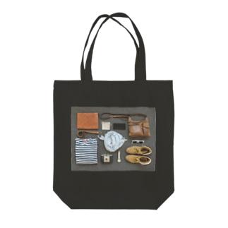 トラベルTo-To Tote bags
