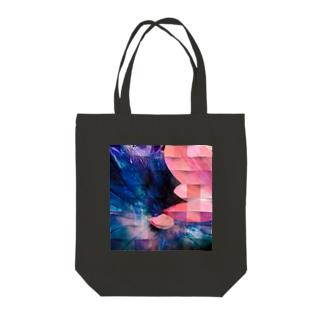 蓮の中の宇宙 Tote Bag