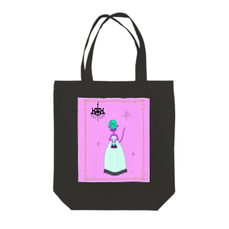 M✧Lovelo(エム・ラヴロ)の猫姫様✦ Tote bags