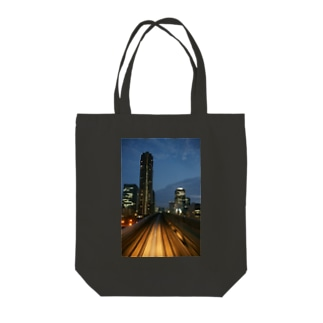 ゆりかもめからの東京 Tote bags