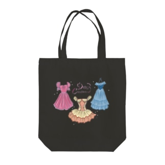 DRESS Corection Tote bags