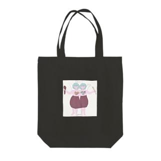 双子座 Tote bags
