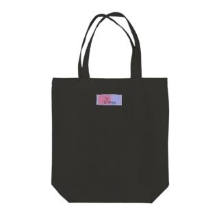 糖分ムウのVimuu ロゴ Tote bags