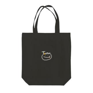 Tenten(てんてん) Tote bags