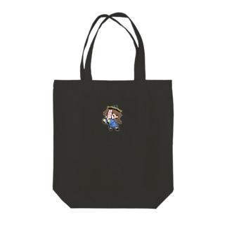 キョンチーちゃん Tote bags