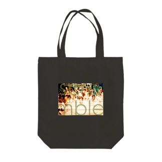 410kiki_shop(フォトキキ)のスクランブル交差点 Tote bags