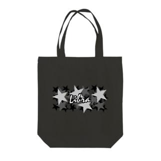 てんびん座/12星座 Tote bags