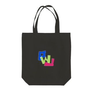 PWL ロゴスタンダード#4 Tote bags