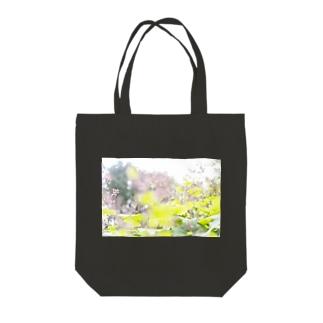 mushinoshiten Tote bags