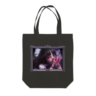 Passion berry トート Tote bags