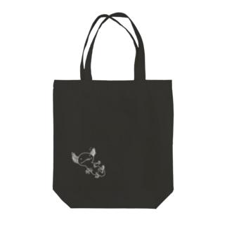 ウパる Tote bags