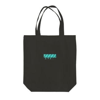 ASAGIロゴトート Tote bags